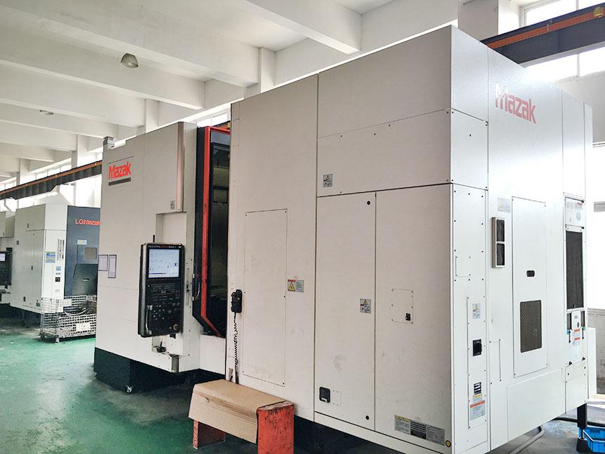 Mazak Horizontal machining center